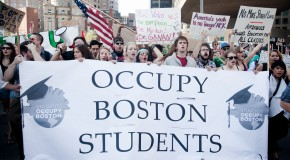 Occupy Boston: Is This What Democracy Looks Like?