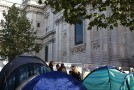 Police Evict Occupy London