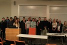 Howie Carr Shares Wisdom, Encouragement With NU College Republicans