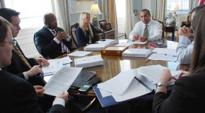 Governor Deval Patrick Policy Strategy to Success