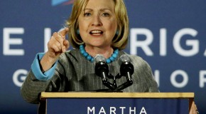 Clinton Teams Up with Coakley for MA Governor's Race