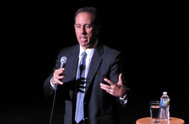 Jerry Seinfeld in Pittsburgh by Anirudh Koul on flickr
