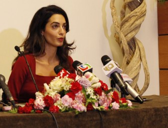 Why Donald Trump Needs to Have a Conversation with Amal Clooney